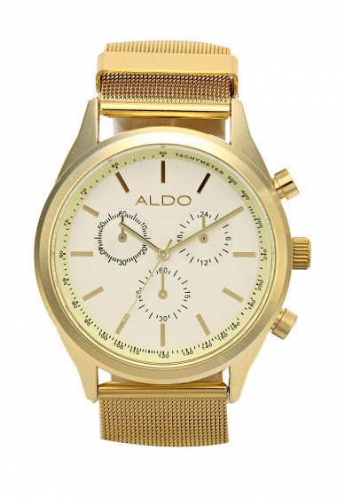 Купить Часы Aldo золотой, коричневый, черный AL028DMVSW61 Китай