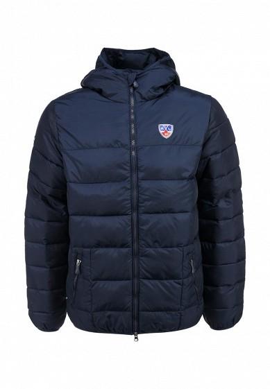 Куртка утепленная Atributika & Club™ KHL синий AT006EMGNQ55 Китай  - купить со скидкой