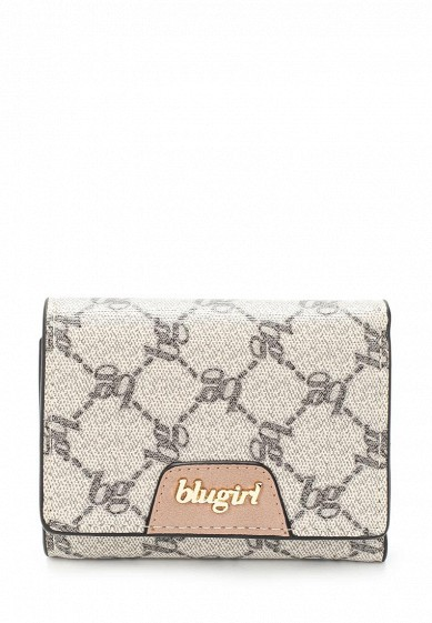 Купить Кошелек Blugirl серый BL540BWTDA75 Китай