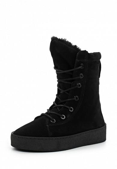 Купить Ботинки Bronx черный BR336AWUVD38 Португалия