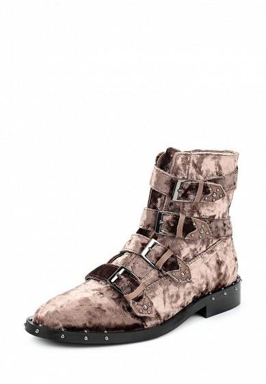 Купить Ботинки Bronx коричневый BR336AWUVD50 Португалия
