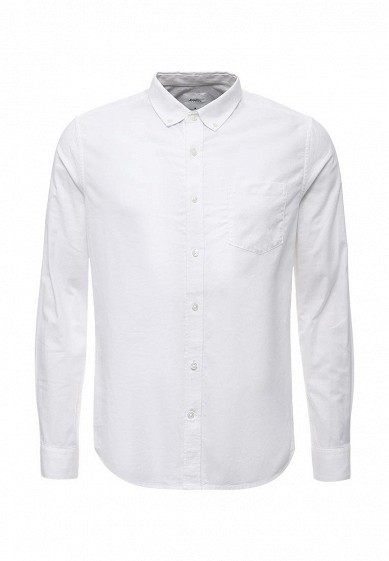 Купить Рубашка Burton Menswear London белый BU014EMWFN50 Индия