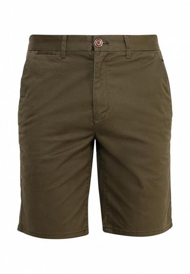 Купить Шорты Burton Menswear London хаки BU014EMWFN72 Бангладеш