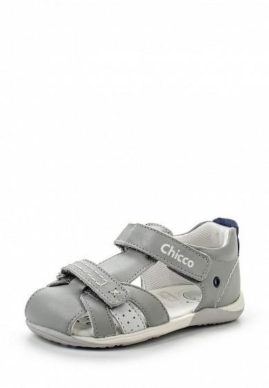 Сандалии Chicco серый CH001ABRGF52 Индия  - купить со скидкой