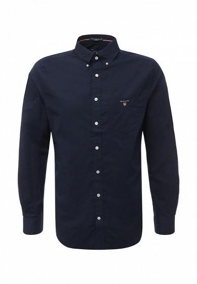 Купить Рубашка Gant синий GA121EMWJZ75 Китай