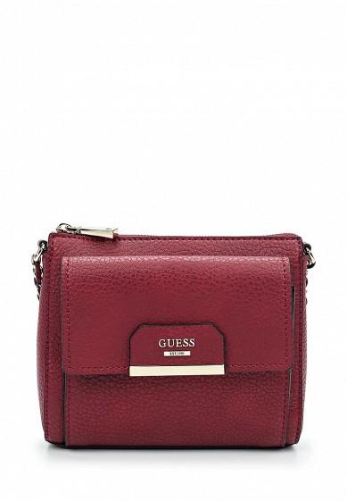 Купить Сумка Guess красный GU460BWXKF89 Китай