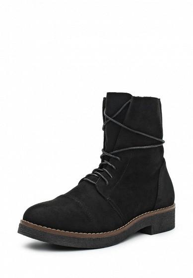 Купить Ботинки Ideal Shoes черный ID007AWWEG90 Китай