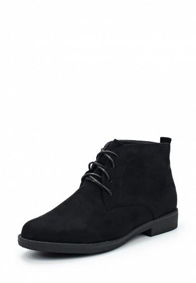 Купить Ботинки Janessa черный JA026AWXIM35 Китай