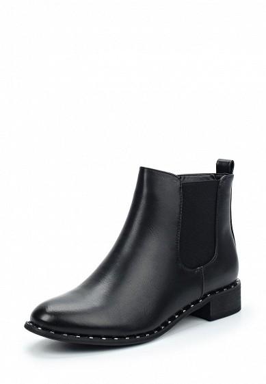 Купить Ботинки Janessa черный JA026AWXIM49 Китай