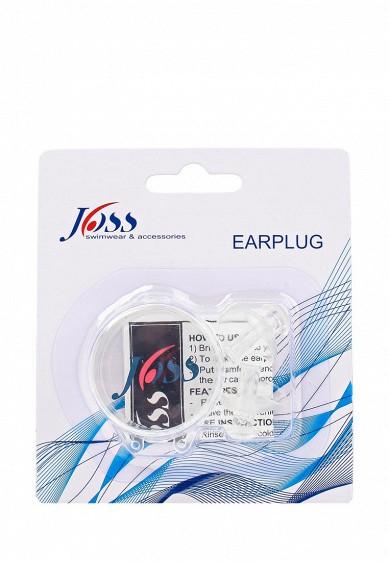Беруши Adult earplugs for swimming Joss белый JO660DUMEI43  - купить со скидкой