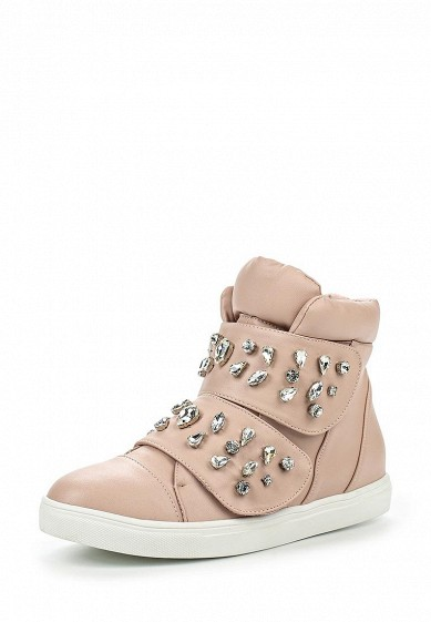 Кеды TINT JEWELLED STRAP HI TOP