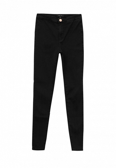 Джинсы LOST INK HIGH WAIST JEGGING IN WASHED BLACK