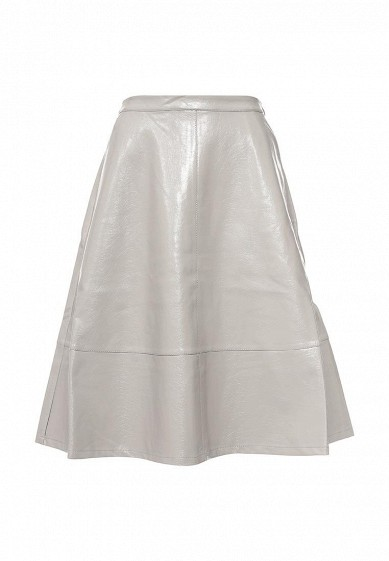 Юбка LOST INK PATENT MIDI SKIRT