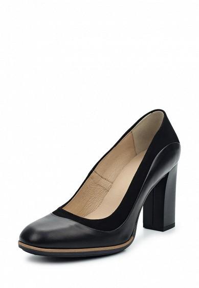 Туфли Marco черный MA172AWVYC54 Польша  - купить со скидкой