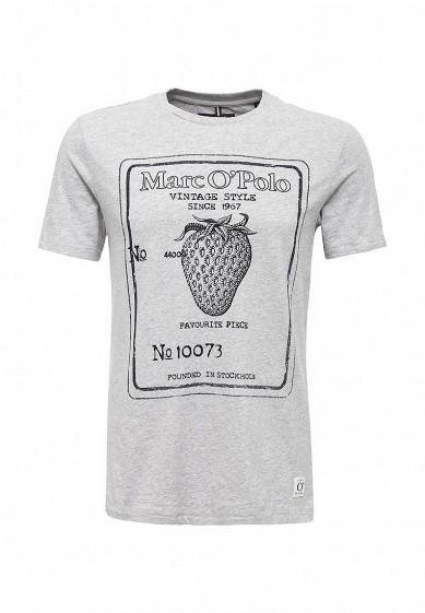 Купить Футболка Marc O'Polo серый MA266EMVZL58 Индия