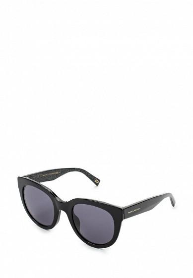 Купить Очки солнцезащитные Marc Jacobs MARC 233/S NS8 черный MA298DWYBU46 Китай