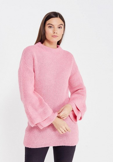 Купить Джемпер Miss Selfridge розовый MI035EWXYG34 Турция