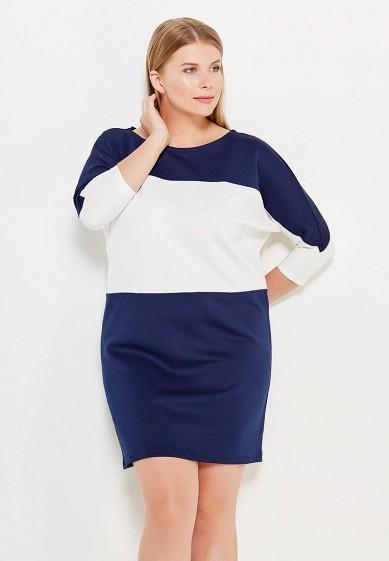 Купить Платье Moe L&L синий MO066EWWSU93 Польша