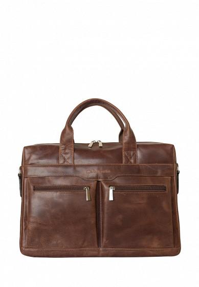 Сумка Lugano Carlo Gattini коричневый MP002XM0W167  - купить со скидкой