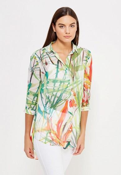 Купить Блуза Jeu Poitrine зеленый MP002XW1AHIR Португалия