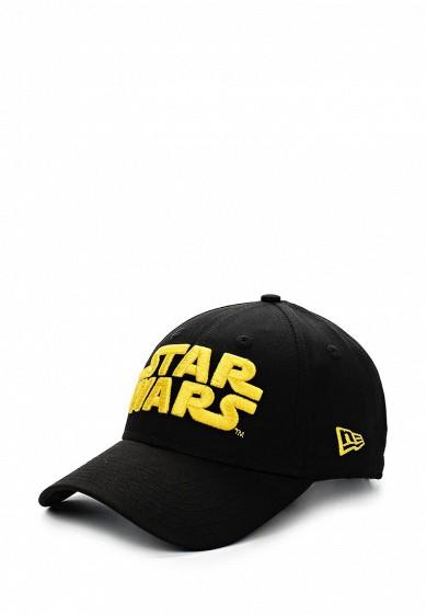 Купить Бейсболка New Era 216 CHARACTER 9FORTY STARWARS черный NE001CUWIE31 Китай