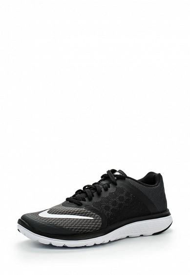 Кроссовки Nike WMNS NIKE FS LITE RUN 3 черный NI464AWHBW38 Вьетнам  - купить со скидкой