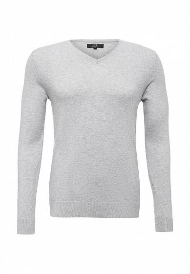 Купить Пуловер oodji серый OO001EMWNK30 Бангладеш