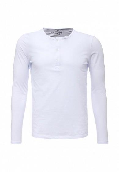 Купить Лонгслив oodji белый OO001EMXOW59 Узбекистан