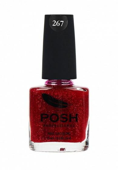 Купить Гель-лак для ногтей Posh Гибрид без УФ лампы Тон 267 мания танца бордовый PO021LWXZM49 Россия