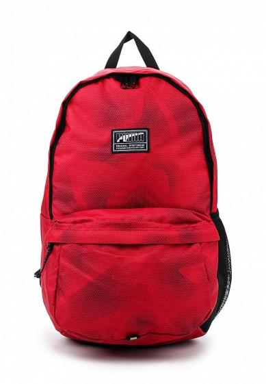 Купить Рюкзак PUMA PUMA Academy Backpack красный PU053BUUTG55 Вьетнам