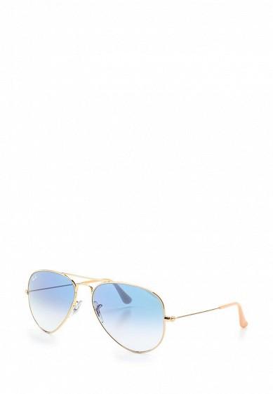 Женские солнцезащитные очки розового