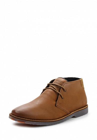 Ботинки WINTER RALLIE BOOT Superdry коричневый SU789AMVCE04 Индия  - купить со скидкой