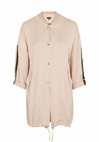 Куртка Topshop розовый TO029EWNAH75 Румыния  - купить со скидкой