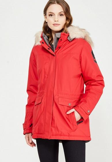 Купить Куртка утепленная Torstai DIANNE красный TO036EWWRH96 Китай