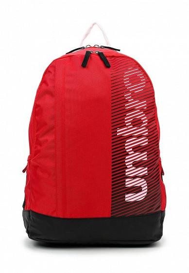 Рюкзак VELOCE DOME 3 PCKT BACKPACK Umbro красный UM463BUHHP12  - купить со скидкой