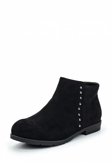 Купить Ботинки Vera Blum черный VE028AWXKP78 Китай
