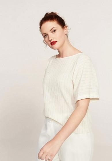 Купить Блуза Violeta by Mango - LUREXI бежевый VI005EWVCX60 Индия