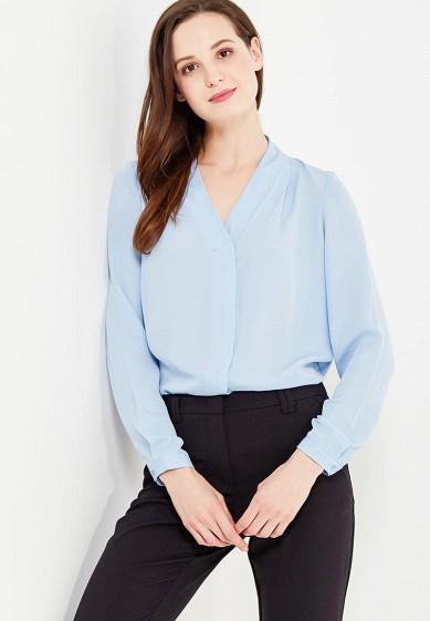 Купить Блуза Zarina голубой ZA004EWUON72 Китай