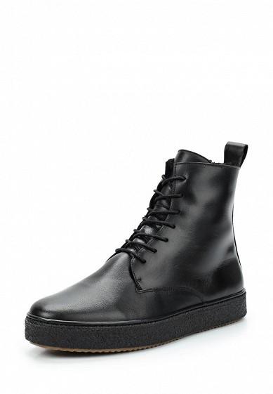 Купить Ботинки Zign черный ZI469AMWBL06 Португалия