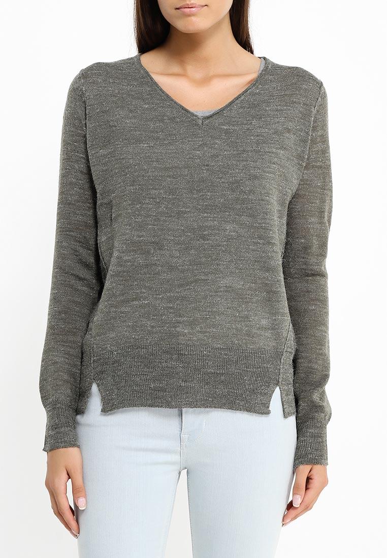 Пуловер Цвета Хаки С Доставкой