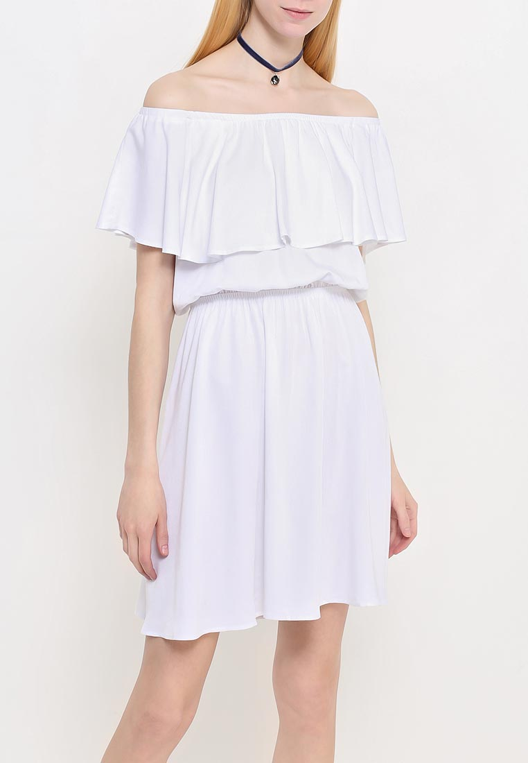 Платье в виде рубашки