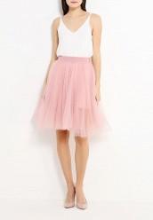 Лав репаблик розовая юбка