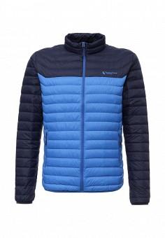 Пуховик, Anta, цвет: синий. Артикул: AN225EMWVL90. Мужская одежда / Верхняя одежда / Пуховики и зимние куртки
