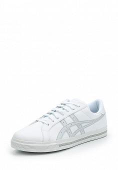 Кеды, ASICSTiger, цвет: белый. Артикул: AS009AUUMH27. Женская обувь / Кроссовки и кеды
