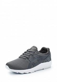 Кроссовки, ASICSTiger, цвет: серый. Артикул: AS009AUUMH32. Женская обувь / Кроссовки и кеды