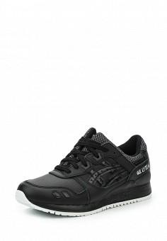 Кроссовки, ASICSTiger, цвет: черный. Артикул: AS009AUUMH45. Женская обувь / Кроссовки и кеды