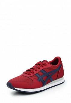 Кроссовки, ASICSTiger, цвет: красный. Артикул: AS009AUUMH67. Женская обувь / Кроссовки и кеды
