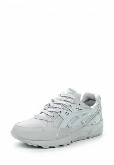 Кроссовки, ASICSTiger, цвет: серый. Артикул: AS009AUUMH77. Женская обувь / Кроссовки и кеды