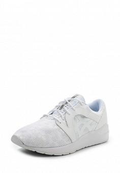 Кроссовки, ASICSTiger, цвет: белый. Артикул: AS009AWOUQ61. Женская обувь / Кроссовки и кеды