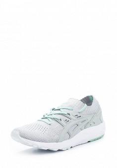 Кроссовки, ASICSTiger, цвет: серый. Артикул: AS009AWUMH95. Женская обувь / Кроссовки и кеды
